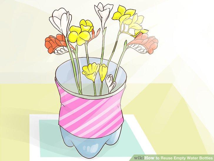 3 Ways to Reuse Empty Water Bottles.