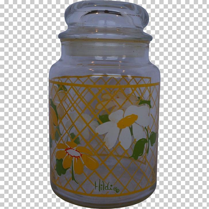 Glass bottle Lid Flowerpot, glass PNG clipart.