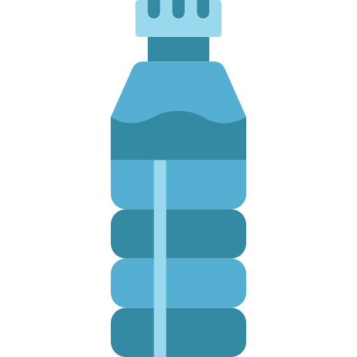 Water bottle.