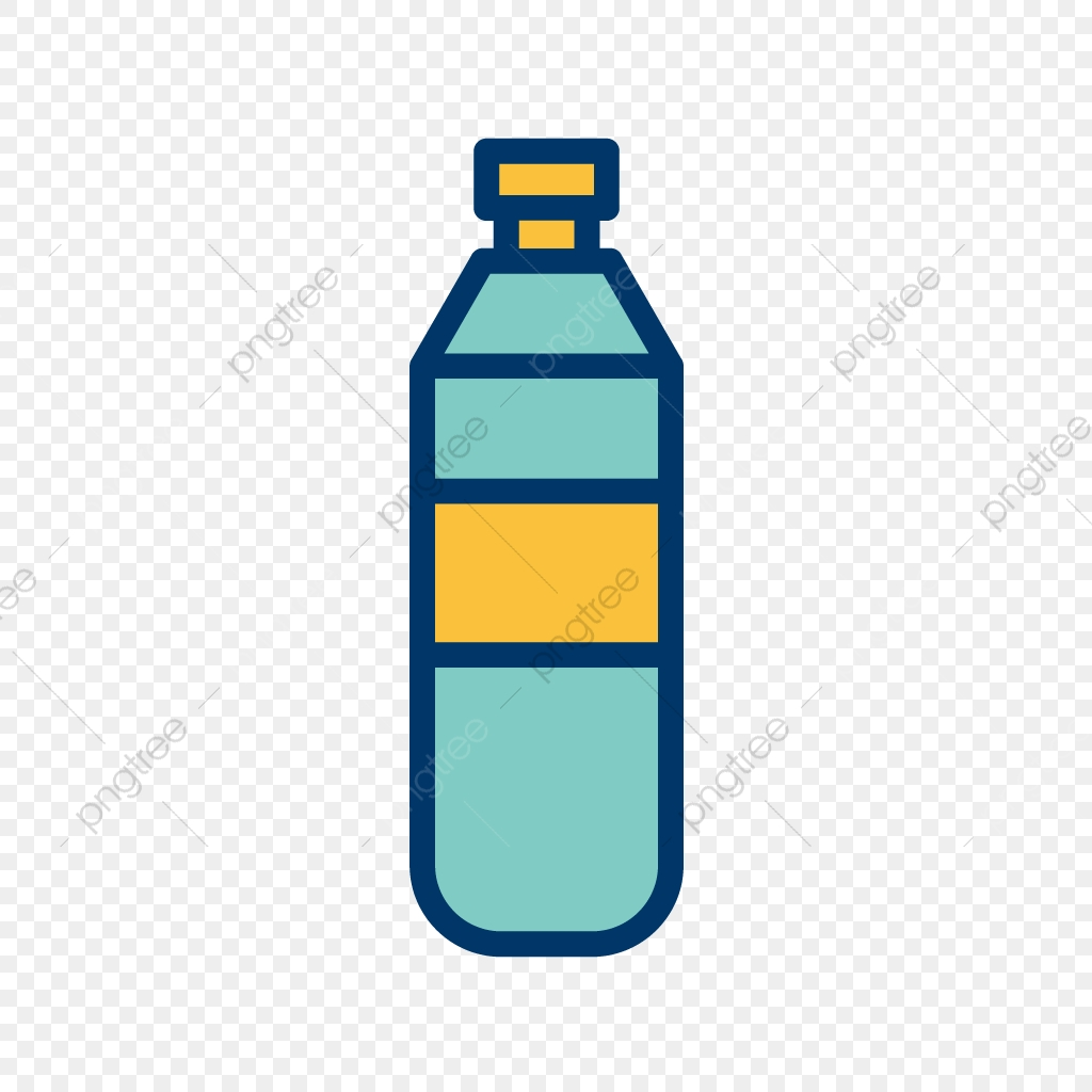 Vector Water Bottle Icon, Water, Bottle, Water Bottle PNG.