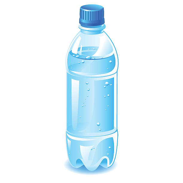 1409 Water Bottle free clipart.
