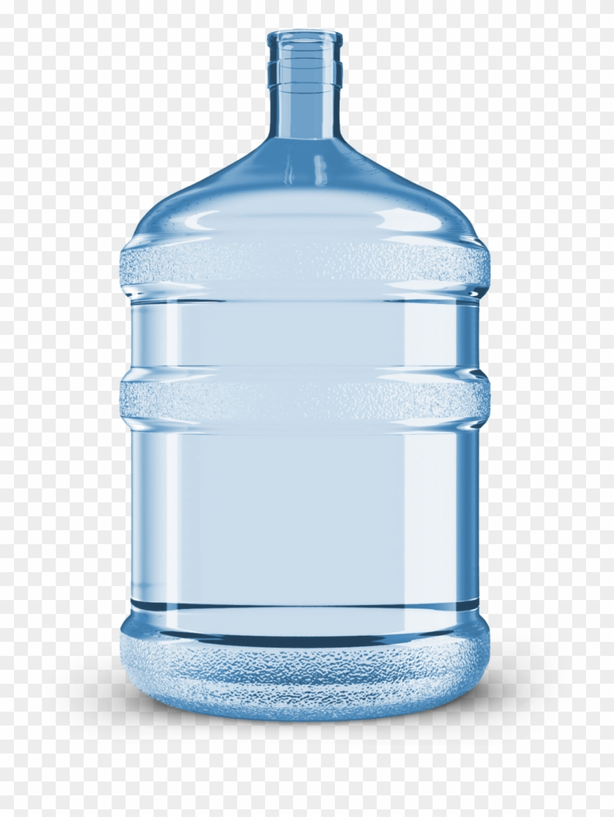 Beautiful Water Bottle Png Photo.