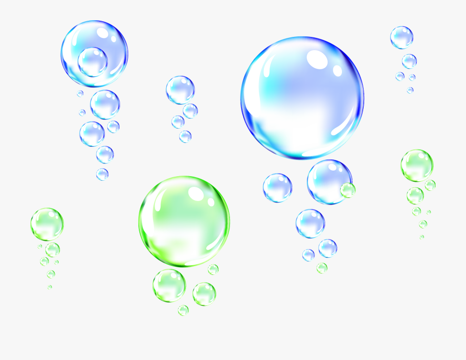 Water Drop Bubble Free Transparent Image Hq.