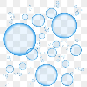 Water Bubble PNG Images.
