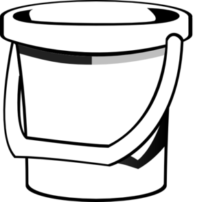 Free White Bucket Cliparts, Download Free Clip Art, Free.