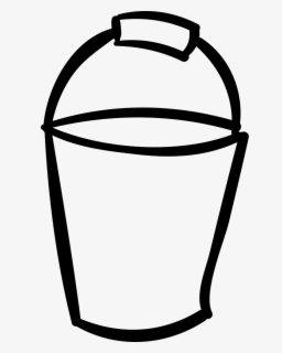 Free Bucket Clip Art with No Background.
