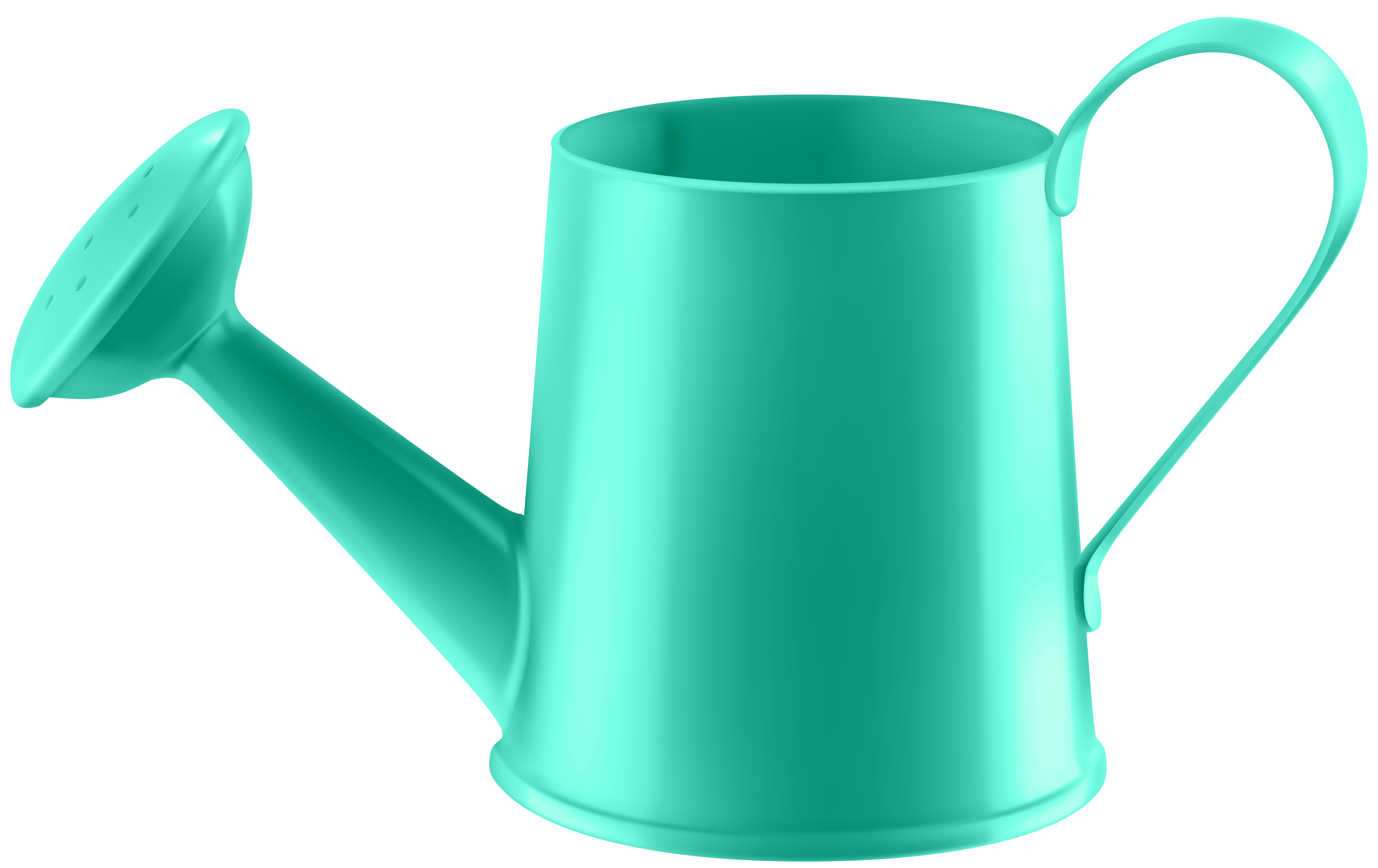 Water Can Transparent PNG Clip Art.
