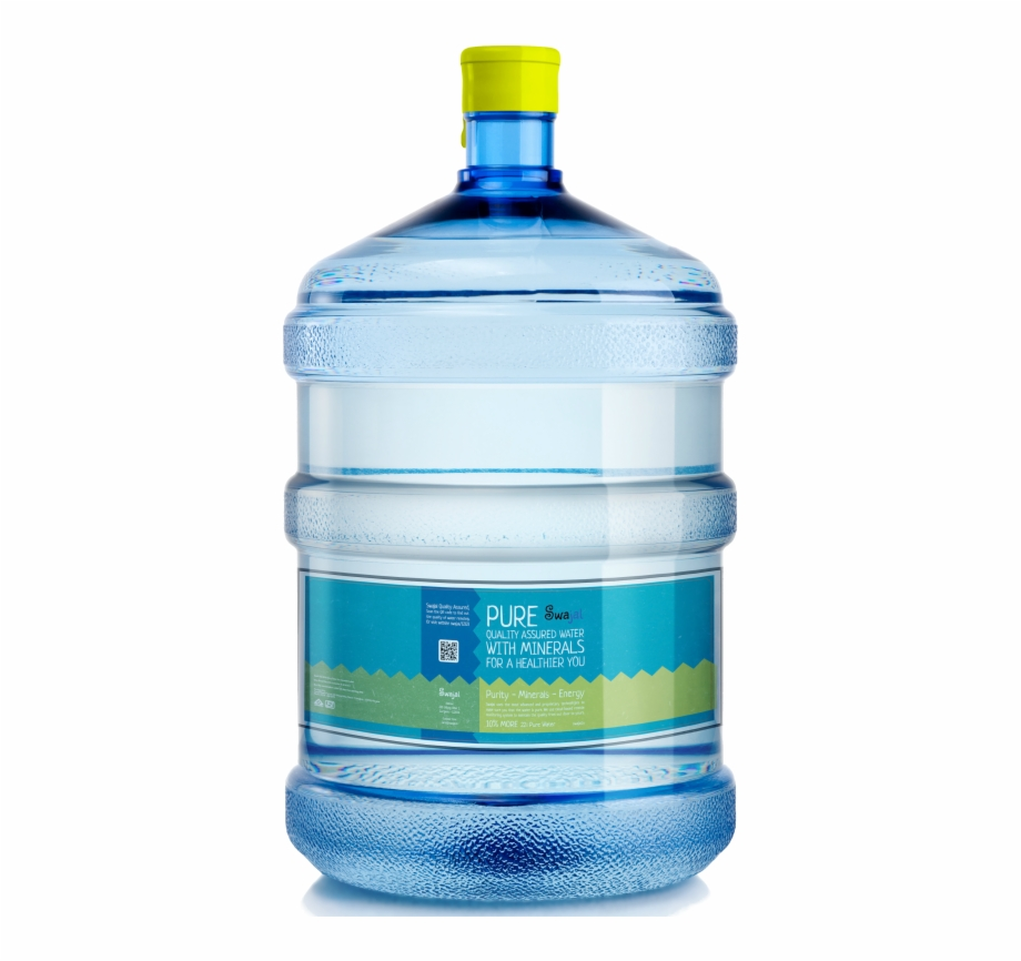 20 Lit Water Can , Png Download.