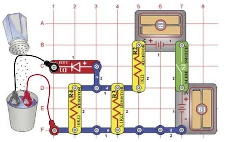 Snap Circuits.