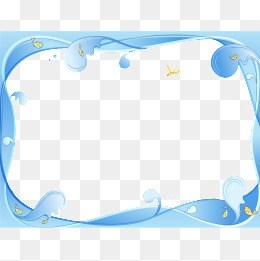 Water clipart border 4 » Clipart Portal.
