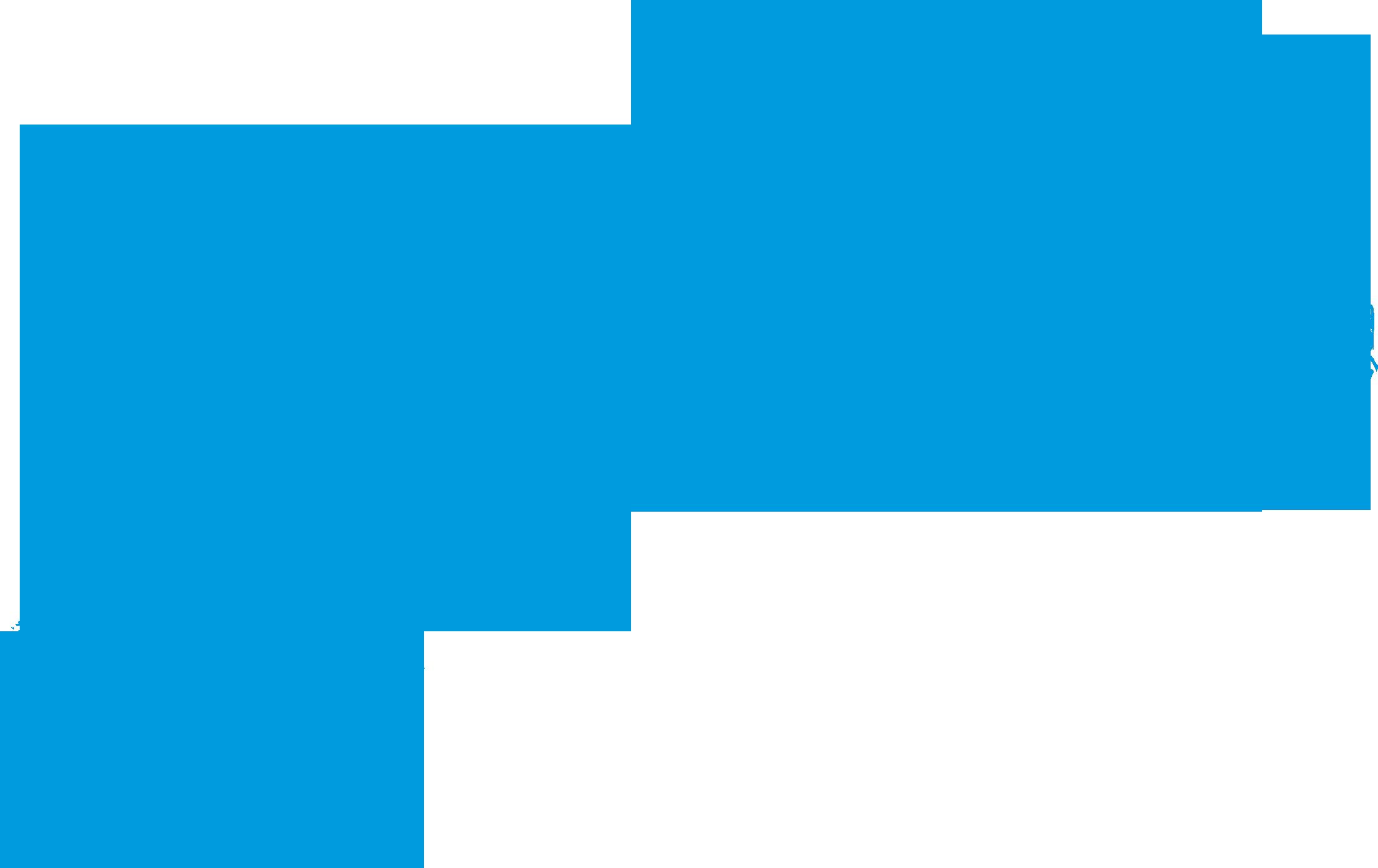 Water Splash Illustration.