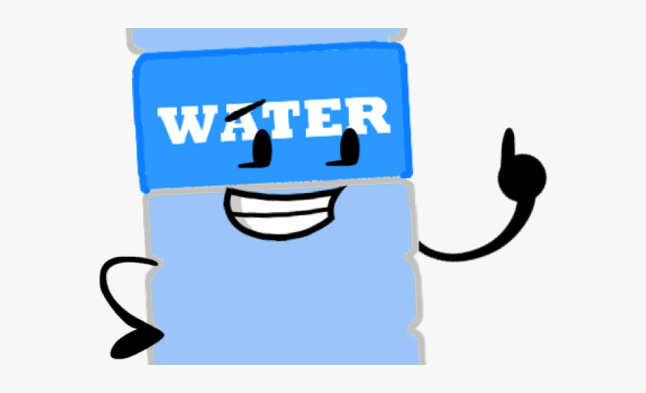 Water Bottle Clipart Water Gallon.