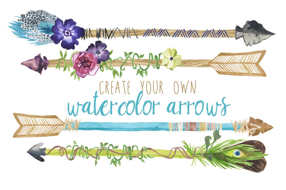 Watercolor Clip Art Free.