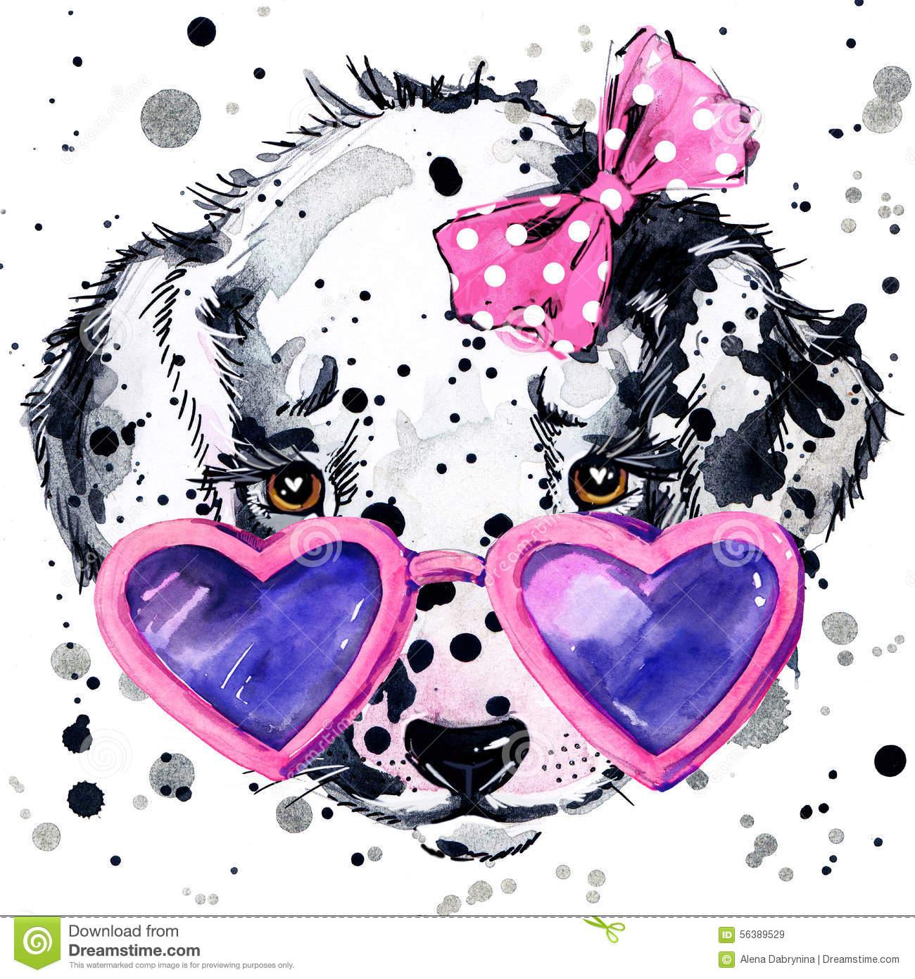 Dalmatian Puppy Dog T.