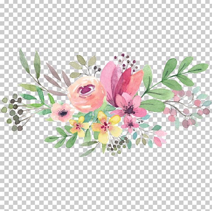 Watercolour Flowers Watercolor Painting Floral Design.