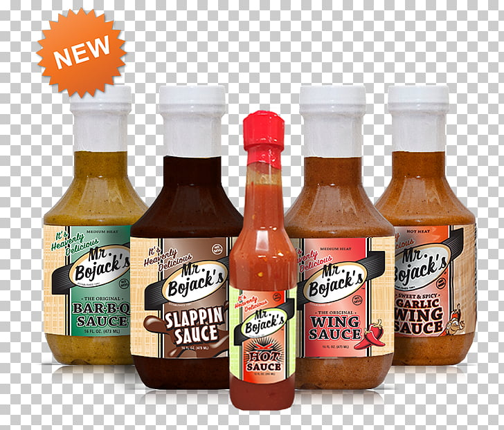 Barbecue sauce Hot Sauce Cooking, sauce bottles PNG clipart.