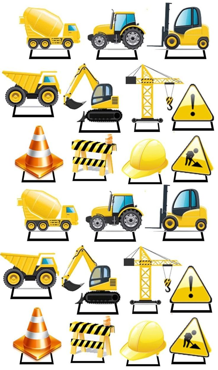 1000+ images about Construction Printables on Pinterest.