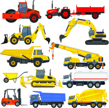 Construction vehicle clipart free vector download (4,469 Free.