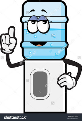Water cooler clipart free.