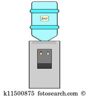 water cooler clipart images #13