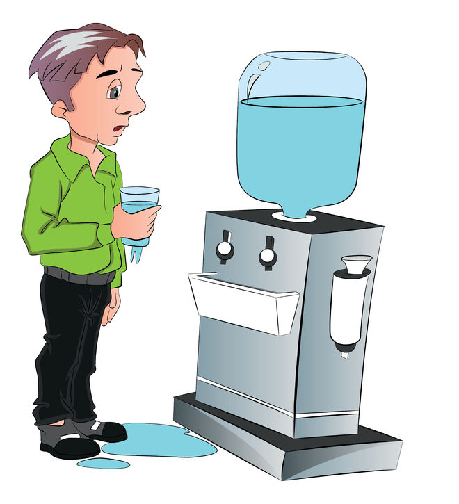 Water Cooler Clipart.
