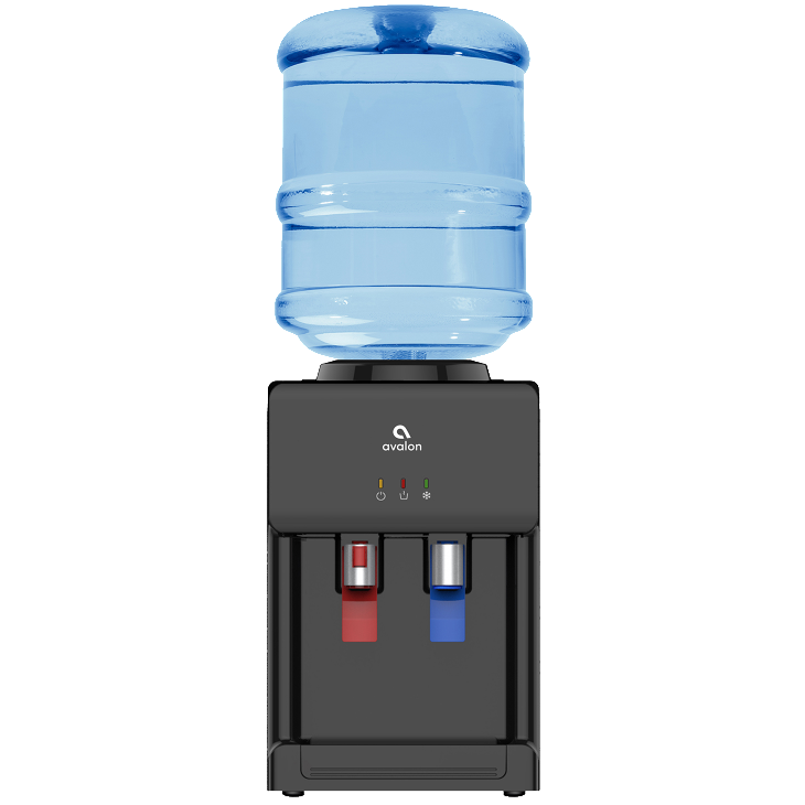 A1 Top load countertop water cooler.