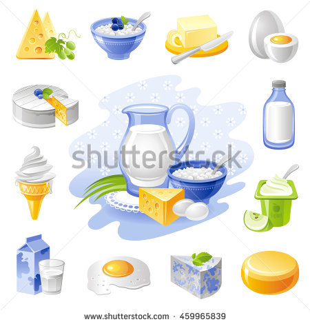 Cottage Cheese Stock Vectors Images Vector Art