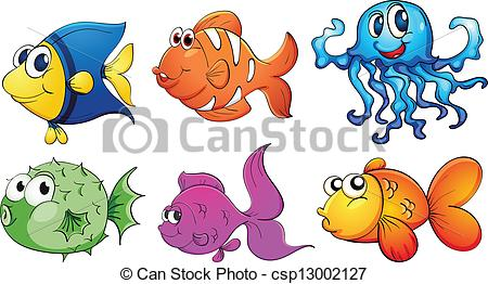 Creatures Clipart and Stock Illustrations. 82,091 Creatures vector.