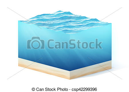 Stock Photographs of 3d rendering illustration of cross section of.