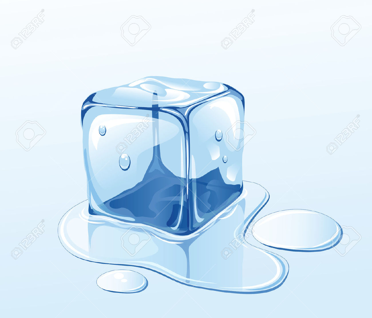 Water solid clipart.