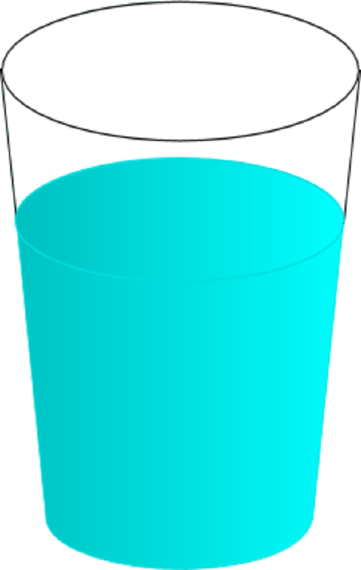 Cup clipart water, Cup water Transparent FREE for download.