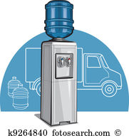 water cooler clipart images #2