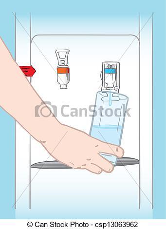 Water dispenser Clipart Vector Graphics. 611 Water dispenser EPS.