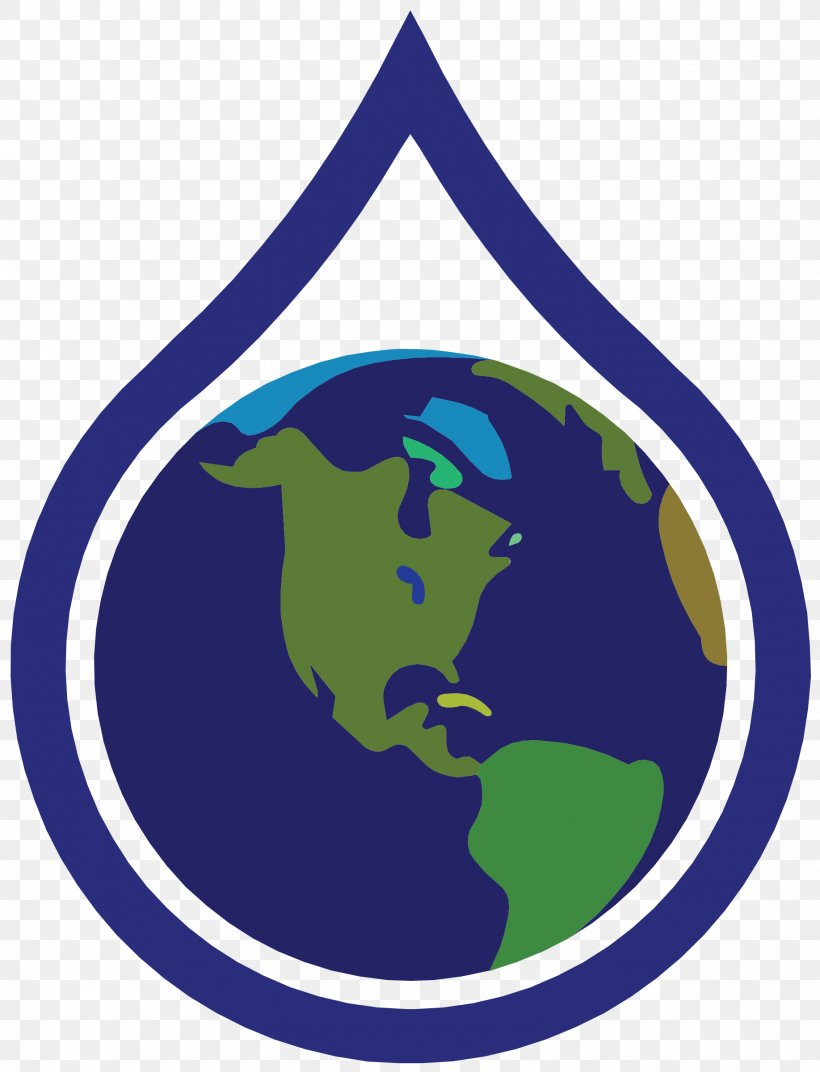 World Water Globe Pollution Clip Art, PNG, 1835x2400px.