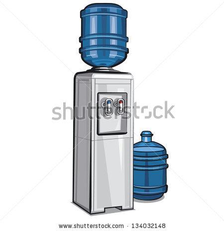 Water Dispenser Stock Photos, Royalty.