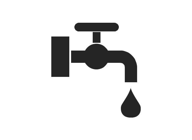 Water system clipart.