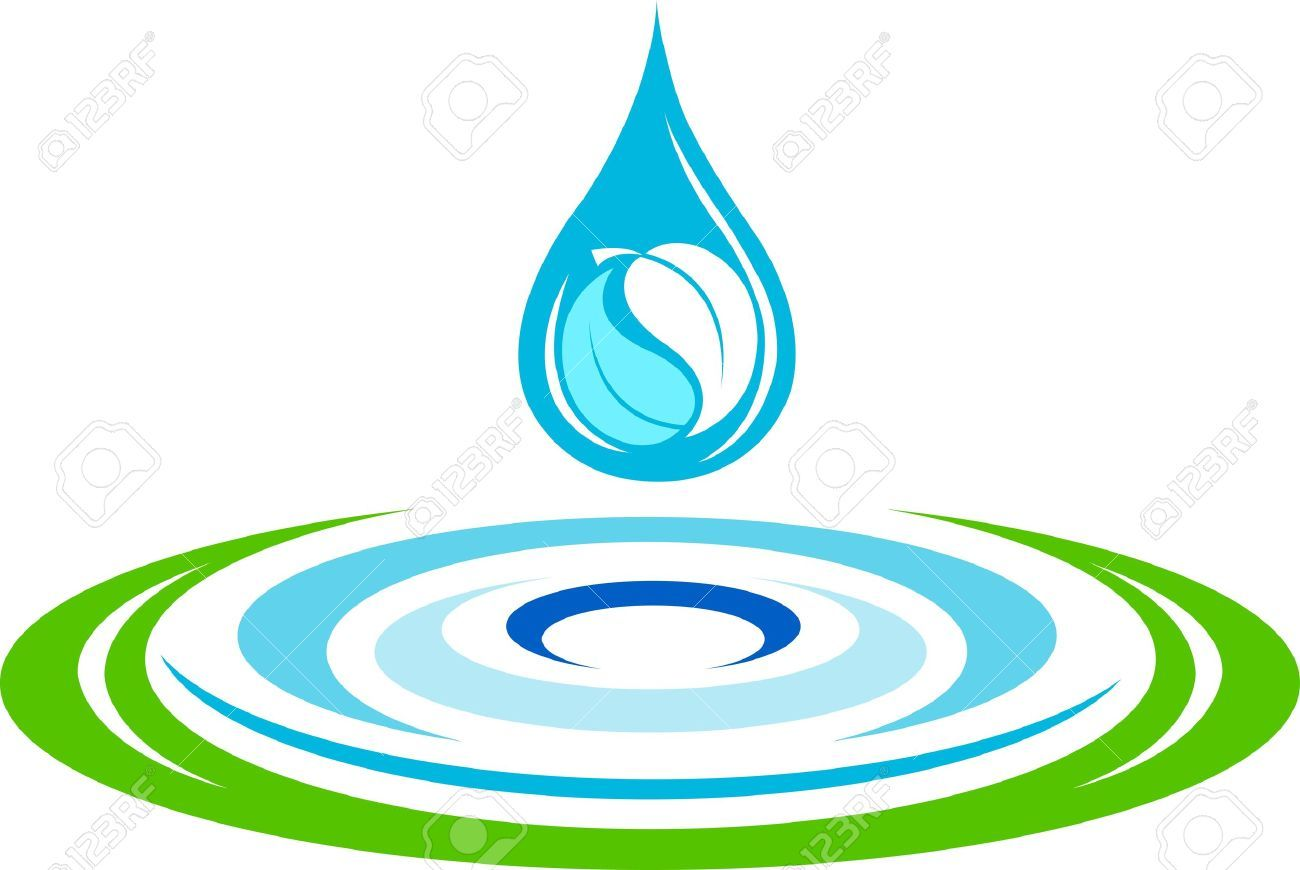Water Drop clipart ripple #11.