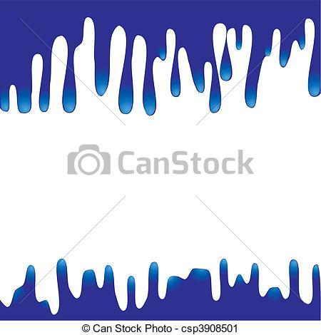 Dripping Water Clip Art.