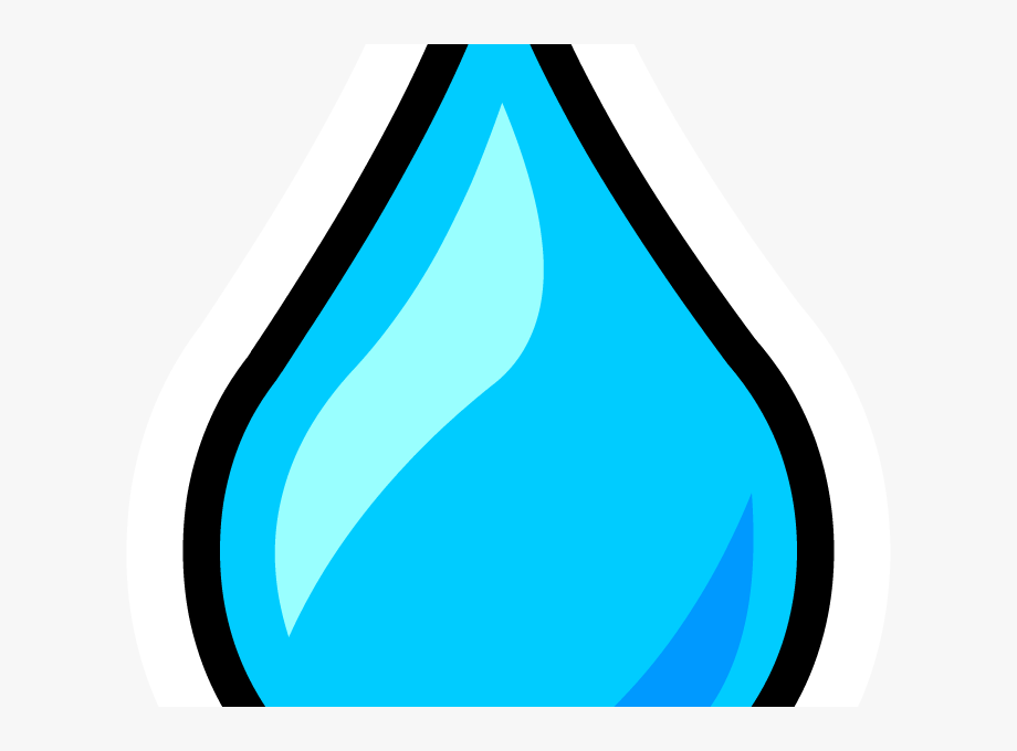 Waterdrop Clipart Tear.