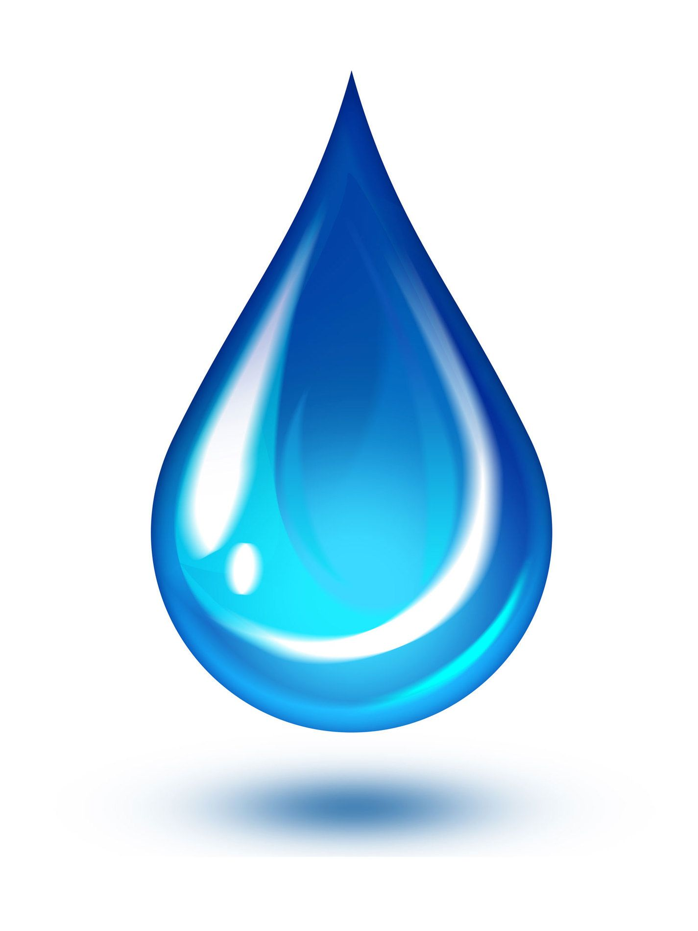 Water drop symbol clipart free to use clip art resource.