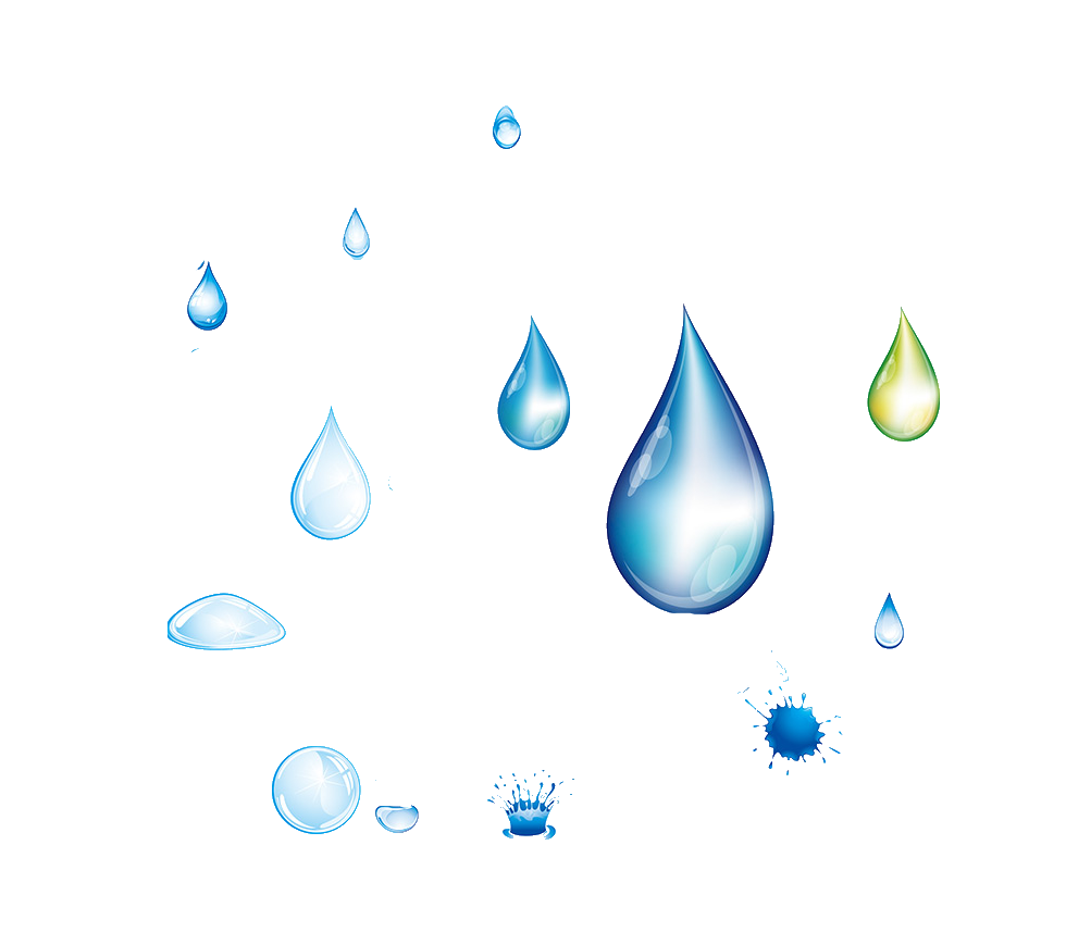 Drop Rain Transparency and translucency Computer file.