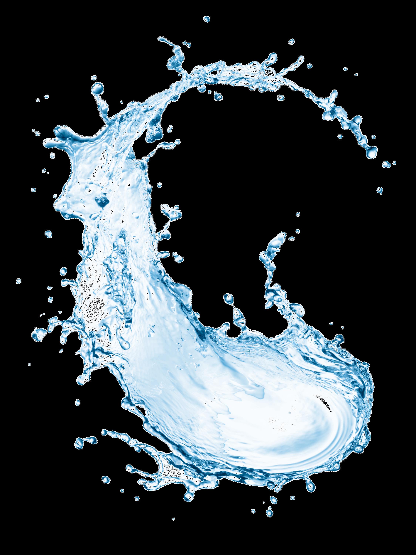 Splash Wave transparent PNG.