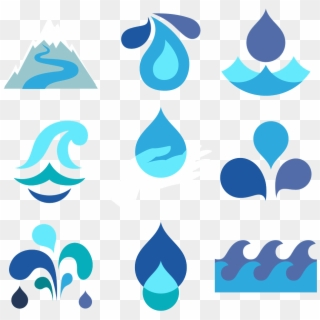 Water Drop Vector PNG Images, Free Transparent Image.