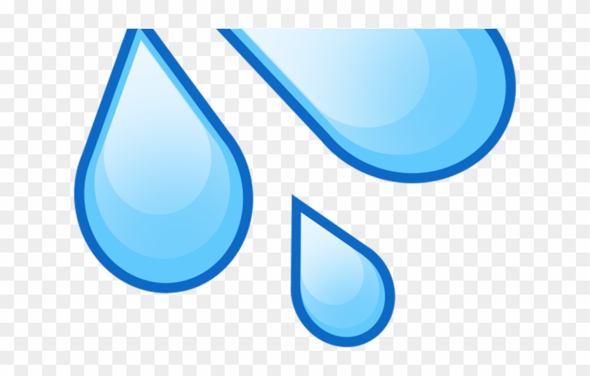 Water Droplets Clipart.