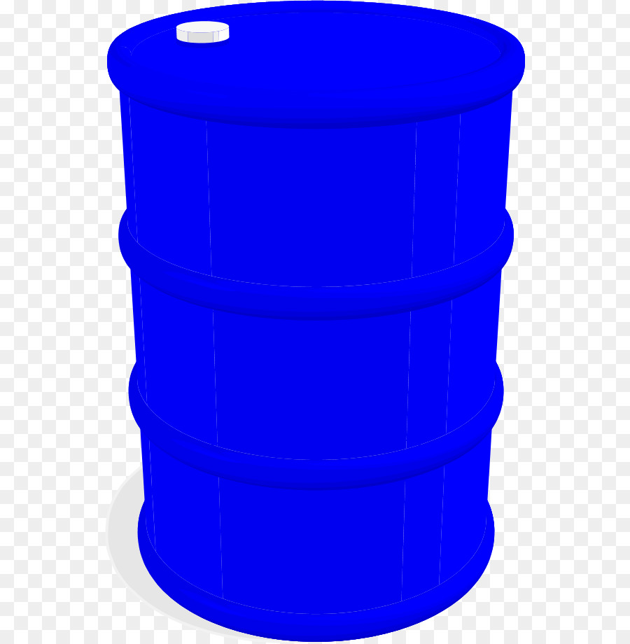 Barrel Electric Blue png download.