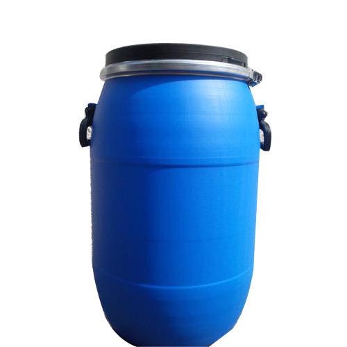 Plastic Water Barrels.