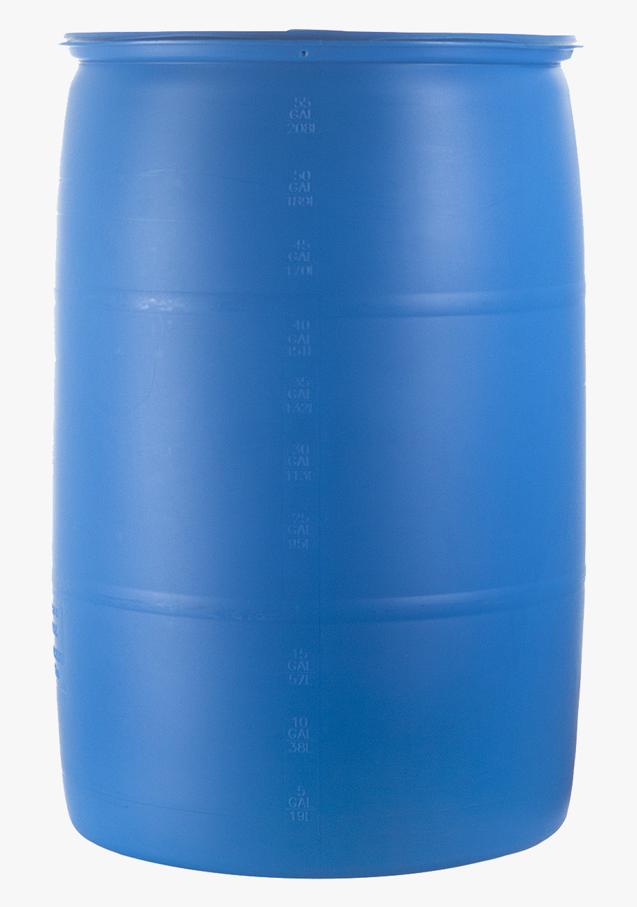 Water Barrel 55 Gallon Drum Bereadyinc.