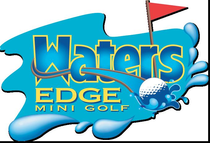 Waters Edge Mini Golf.