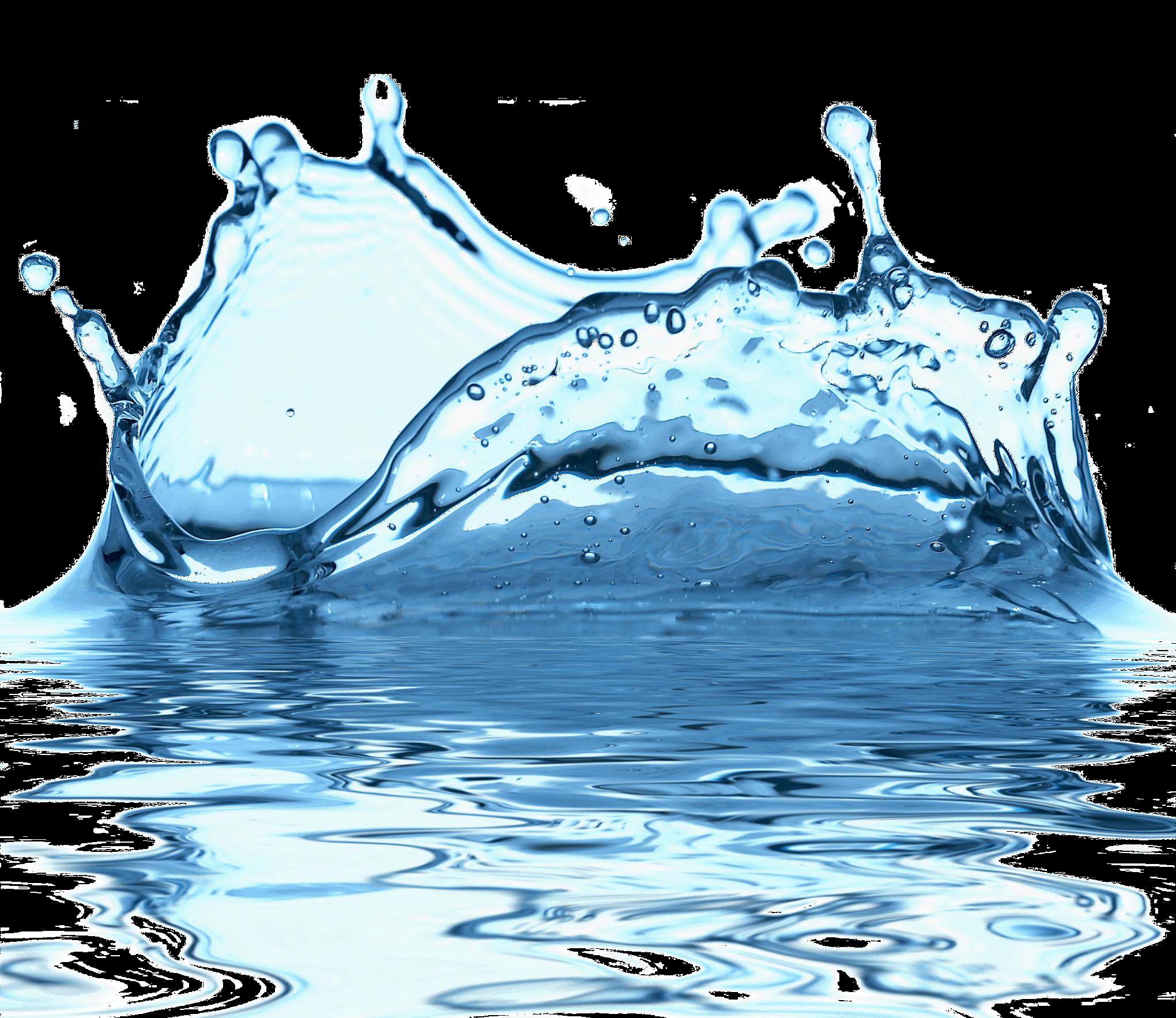Rain Effect Water transparent PNG.