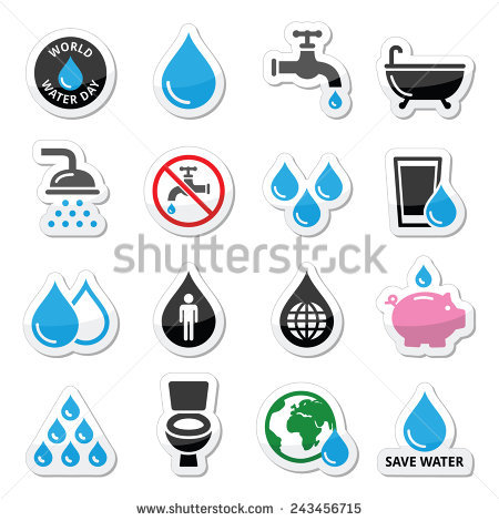 Save Water Stock Photos, Royalty.